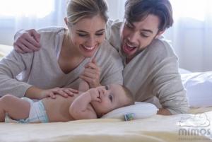 MIMOS S (dawniej XL)  Poduszka medyczna dla niemowląt