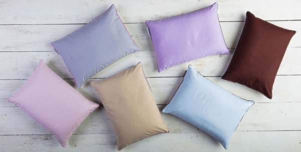 SupportLine - poduszka ortopedyczna, orkiszowa - kolory