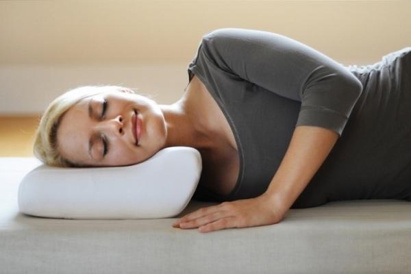 SISSEL SOFT poduszka ortopedyczna + bawełniana poszewka
