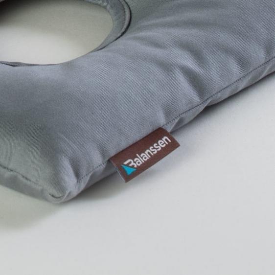 ReliefSit - przeciwodleżynowa poduszka z otworem, szara