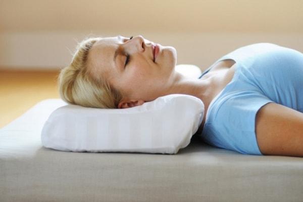 SISSEL DELUXE poduszka ortopedyczna + poszewka welurowa