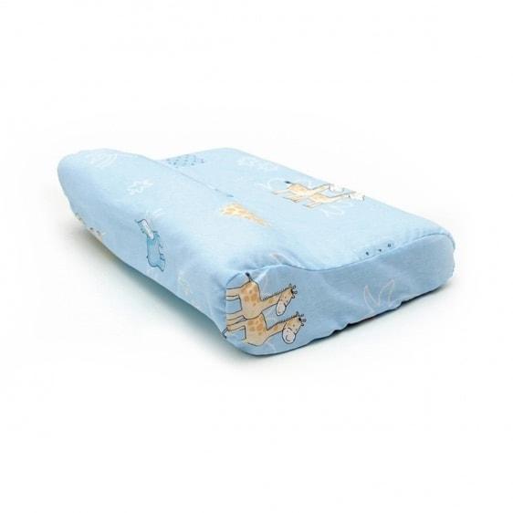SISSEL BAMBINI poduszka ortopedyczna dla dzieci + dodatkowa poszewka