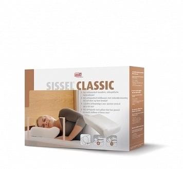 SISSEL CLASSIC poduszka ortopedyczna + bawełniana poszewka