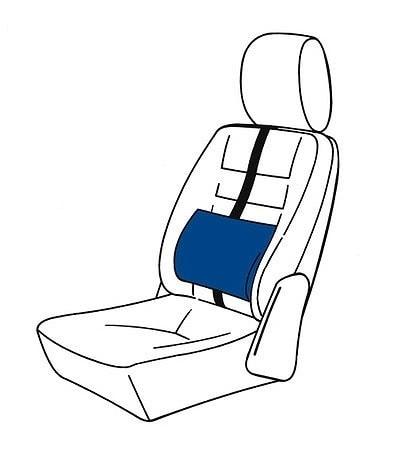 SISSEL TOUR poduszka lędźwiowa do samochodu